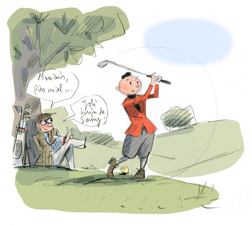 Site rencontres golfeurs