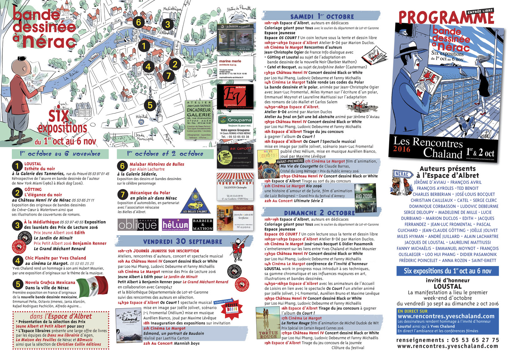 Uoif rencontre 2016 programme
