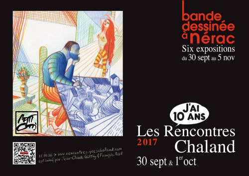 Programme Rencontres Chaland 2017